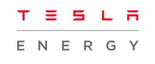 Tesla Energy Products
